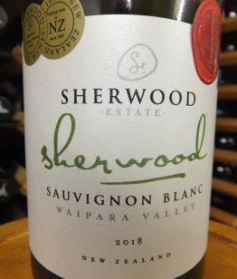Sherwood Sauvignon Blanc 2018, Sherwood Estate