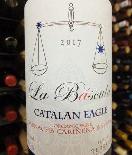 Catalan Eagle 2017, La Báscula