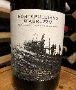 Montepulciano D'Abruzzo 2017, Azienda Agricola Contesa