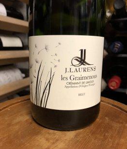 Crémant de Limoux Les Graimenous 2019, Domaine J Laurens