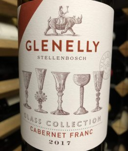 Glenelly Glass Collection Cabernet Franc 2017