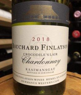 Bouchard Finlayson Crocodile's Lair Chardonnay 2018