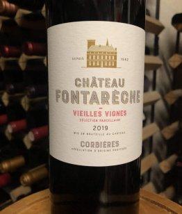 Château Fontarèche, Vieilles Vignes Rouge 2019
