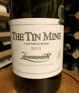 Zevenwacht Tin Mine White 2019