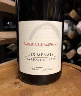 Fabian Duveau Saumur Champigny Les Menais 2019