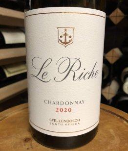 Le Riche Chardonnay 2020